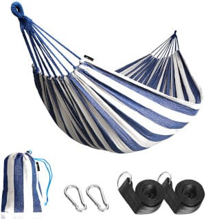 Anyoo Cotton Outdoor Hammock