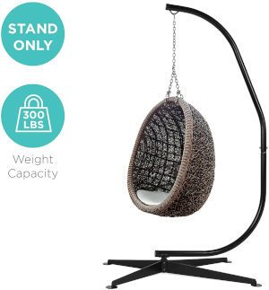Best Choice Products Metal Hanging Hammock Stand