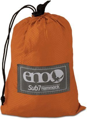 ENO Sub7 Hammock Packed