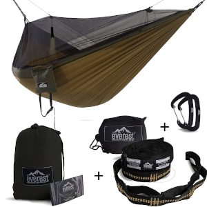 Everest Double Camping Hammock