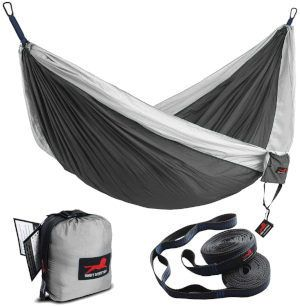 HONEST OUTFITTERS Double Camping Hammock
