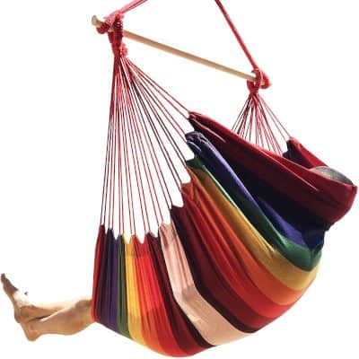 Hammock Sky Large Brazilian Hammock Chair Cotton Weave