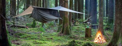 Hennessy Hammock - Expedition Classic In Use