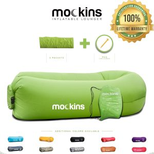 Mockins Inflatable Lounger Air Sofa