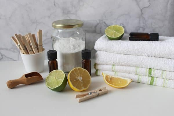Natural Cleaning Supplies