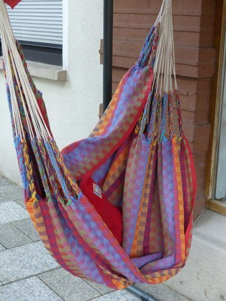 Printed Hammock Chair