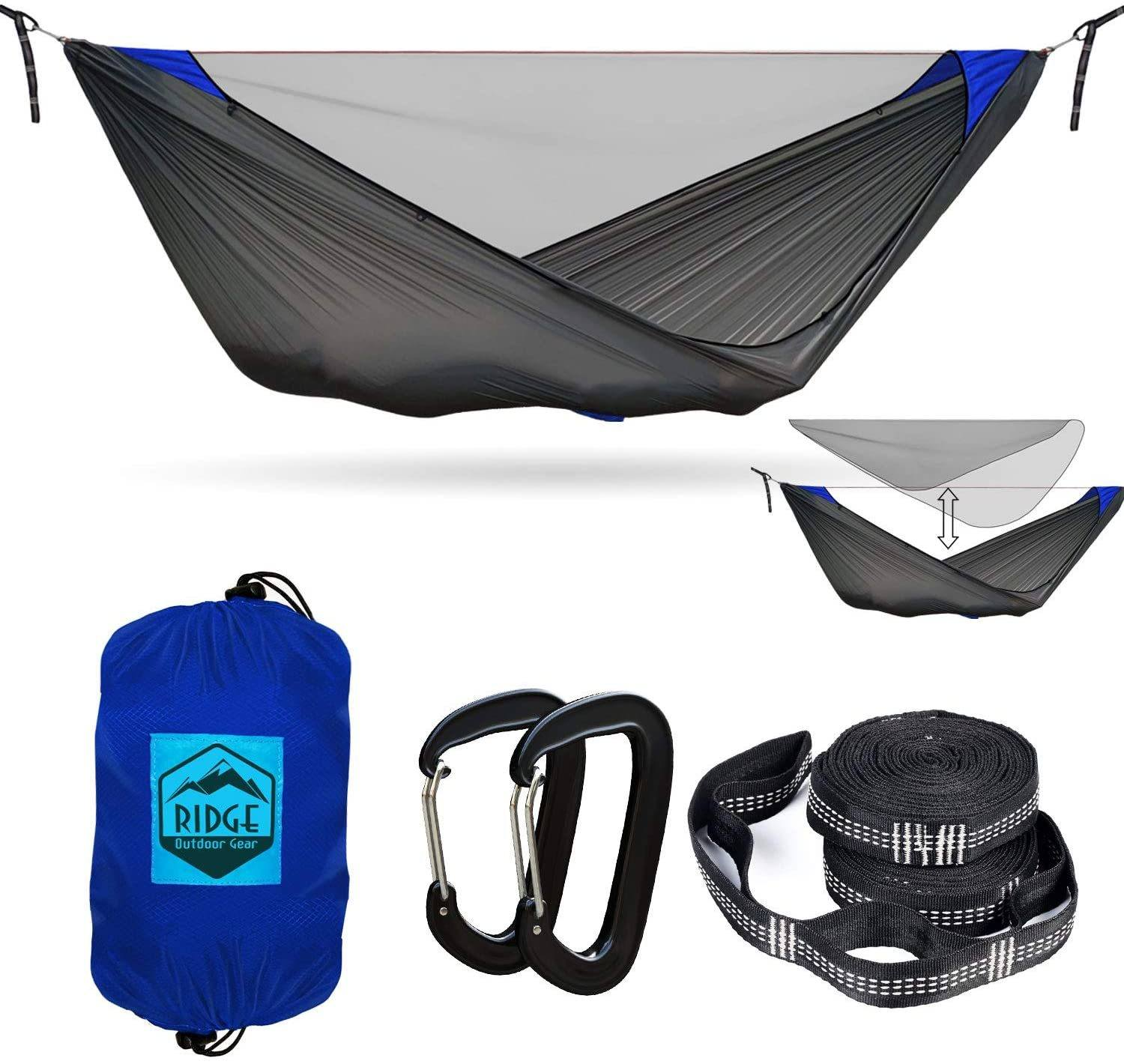Ridge Outdoor Gear Lay-Flat Pinnacles Camping Hammock
