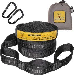 Wise Owl Outfitters XL Hammock Straps